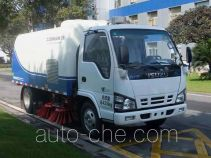Zoomlion ZLJ5063TSLQLE4 street sweeper truck