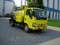 Zoomlion swill collecting tank truck
