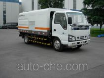 Zoomlion ZLJ5070THQE3 highway guardrail cleaner truck