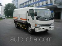 Zoomlion ZLJ5070THQHE3 highway guardrail cleaner truck