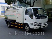 Zoomlion ZLJ5070ZZZBEV electric self-loading garbage truck