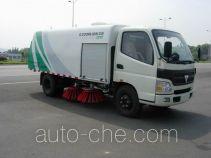 Zoomlion ZLJ5071TSL electric street sweeper truck