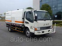 Zoomlion ZLJ5080GQXHFE5 highway guardrail cleaner truck