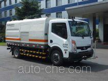 Zoomlion ZLJ5080GQXRE4 highway guardrail cleaner truck