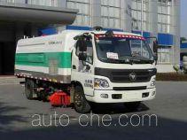 中联牌ZLJ5080TXSBE4型洗扫车