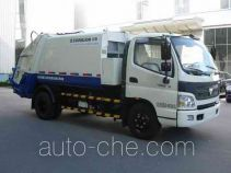 Zoomlion ZLJ5080ZYSBE4 garbage compactor truck