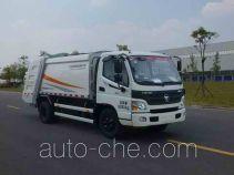 Zoomlion ZLJ5081ZYSBJE5 garbage compactor truck