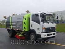 中联牌ZLJ5083TSLEQE5NG型扫路车
