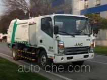 Zoomlion ZLJ5091ZYSHFBEV electric garbage compactor truck