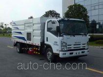 Zoomlion ZLJ5100TXSQLE5 street sweeper truck
