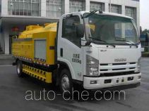 Zoomlion ZLJ5101GQXE4 sewer flusher truck