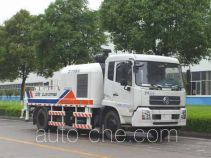 Zoomlion ZLJ5120THBE truck mounted concrete pump