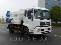 Zoomlion ZLJ5120ZDJDFE4 docking garbage compactor truck