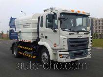 Zoomlion ZLJ5120ZDJHFE4 docking garbage compactor truck