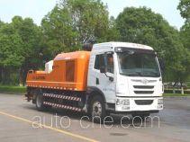 中联牌ZLJ5130THBJ型车载式混凝土泵车