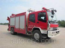 Zoomlion ZLJ5131TXFJY98 пожарный аварийно-спасательный автомобиль