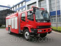 Zoomlion ZLJ5150GXFAP42 class A foam fire engine