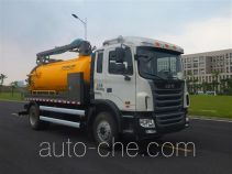 Zoomlion ZLJ5160GXWHFE5 sewage suction truck