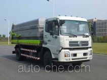Zoomlion ZLJ5160ZDJEQE5NG docking garbage compactor truck