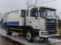 Zoomlion ZLJ5160ZYSHE4 garbage compactor truck