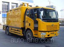 Zoomlion ZLJ5163TCXJE4 snow remover truck