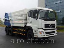 Zoomlion ZLJ5250ZDJDFE4 docking garbage compactor truck
