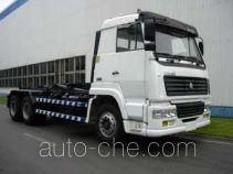 Zhongbiao ZLJ5250ZXX мусоровоз с отсоединяемым кузовом