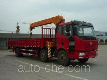 Zoomlion ZLJ5251JSQC truck mounted loader crane