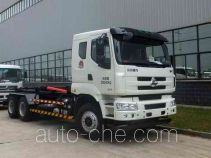 Zoomlion ZLJ5251ZXXLZE5 detachable body garbage truck