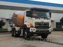 Zoomlion ZLJ5253GJBG concrete mixer truck