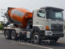 Zoomlion ZLJ5259GJBG concrete mixer truck