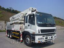 Zoomlion ZLJ5270THBK concrete pump truck