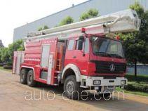 Zoomlion ZLJ5304JXFJP32 high lift pump fire engine