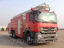 Zoomlion ZLJ5311JXFJP25 high lift pump fire engine