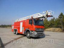 Zoomlion ZLJ5320JXFYT25 aerial ladder fire truck