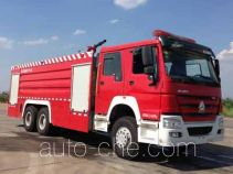 Zoomlion ZLJ5330GXFPM180 foam fire engine