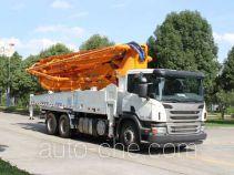 中联牌ZLJ5330THBS型混凝土泵车