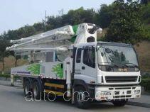Zoomlion ZLJ5335THB concrete pump truck