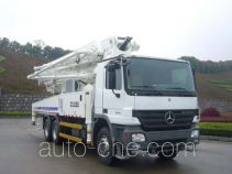 Zoomlion ZLJ5336THB concrete pump truck