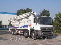 Zoomlion ZLJ5410THBB concrete pump truck
