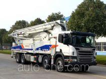 中联牌ZLJ5410THBS型混凝土泵车