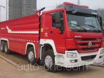 Zoomlion ZLJ5430GXFPM250 foam fire engine