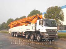 Zoomlion ZLJ5640THBB concrete pump truck