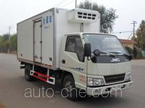Shuangda ZLQ5040XLC refrigerated truck