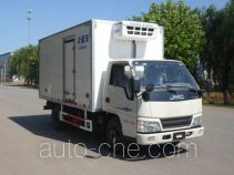 Shuangda ZLQ5041XLC refrigerated truck
