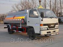 Shuangda ZLQ5061GJY fuel tank truck