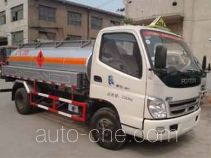 Shuangda ZLQ5079GJYB fuel tank truck