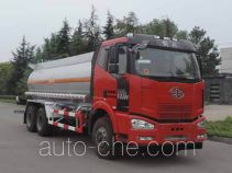 Shuangda ZLQ5250GFW corrosive substance transport tank truck