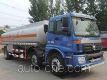 Shuangda ZLQ5250GJYB fuel tank truck