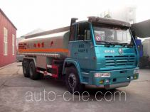 Shuangda ZLQ5255GJY fuel tank truck